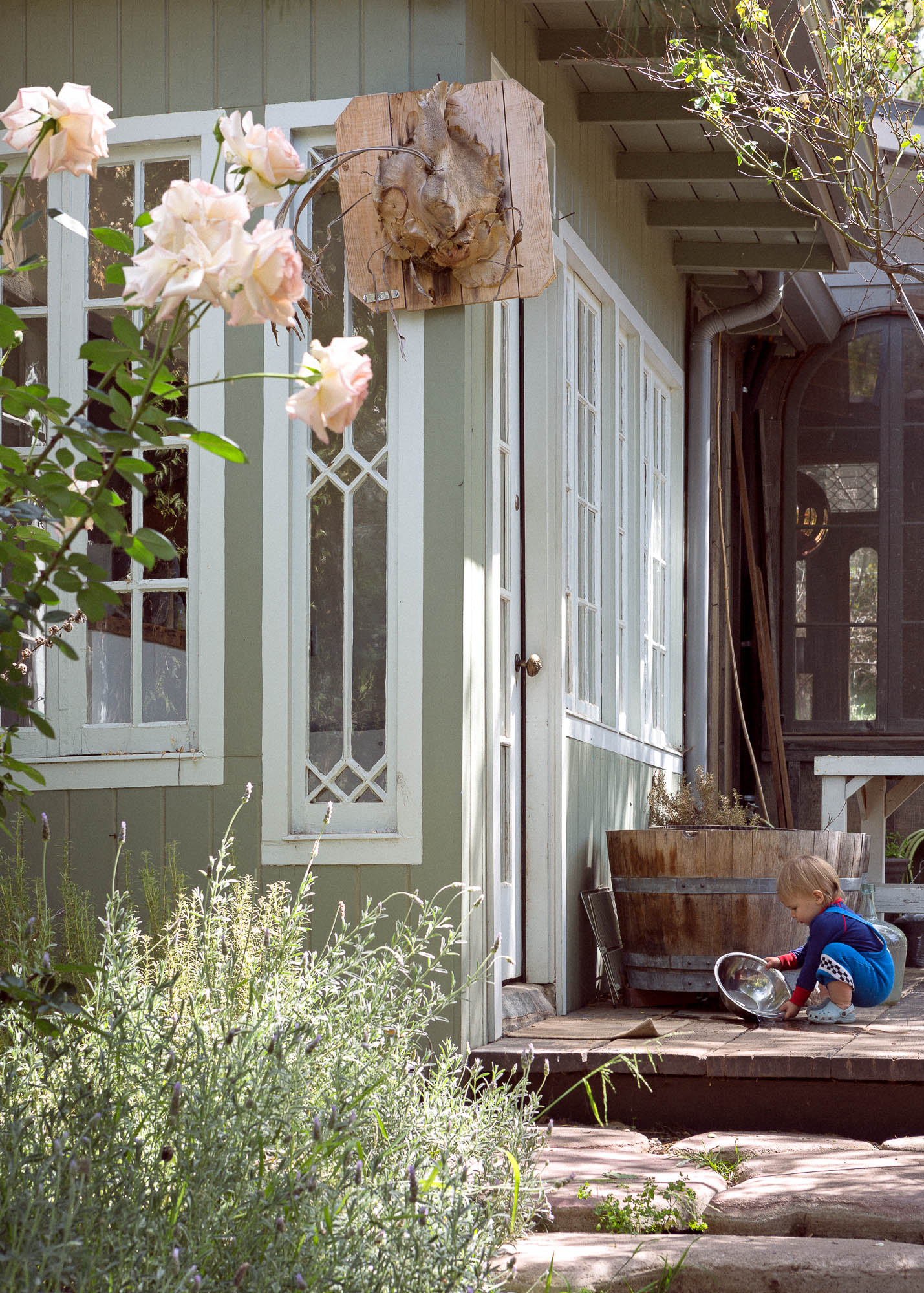 'Only Love Is Real' founder Carly Jo Morgan's house shot ...