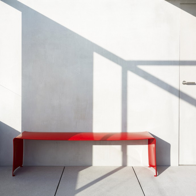le banc designed by xavier lust. photography by frederik vercruysse