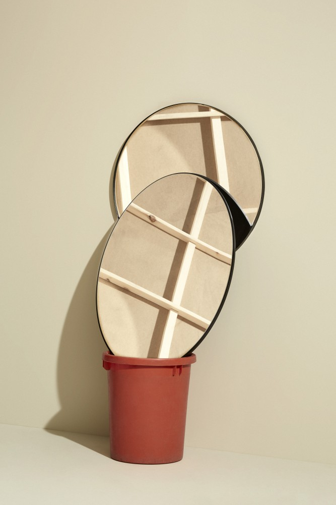 Still life photography with mirrors for Zara Home