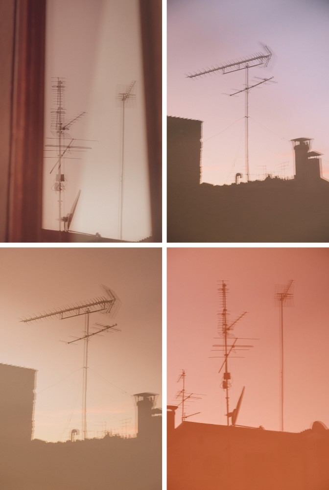 Antenna. Photography by Frederik Vercruysse