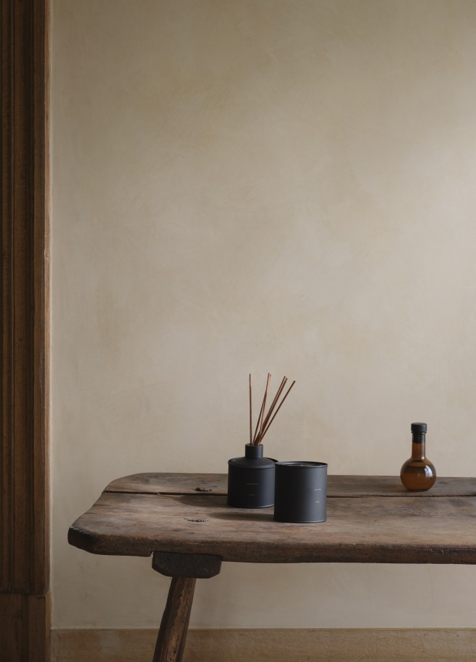 Zara Home fragrances shot by Frederik Vercruysse