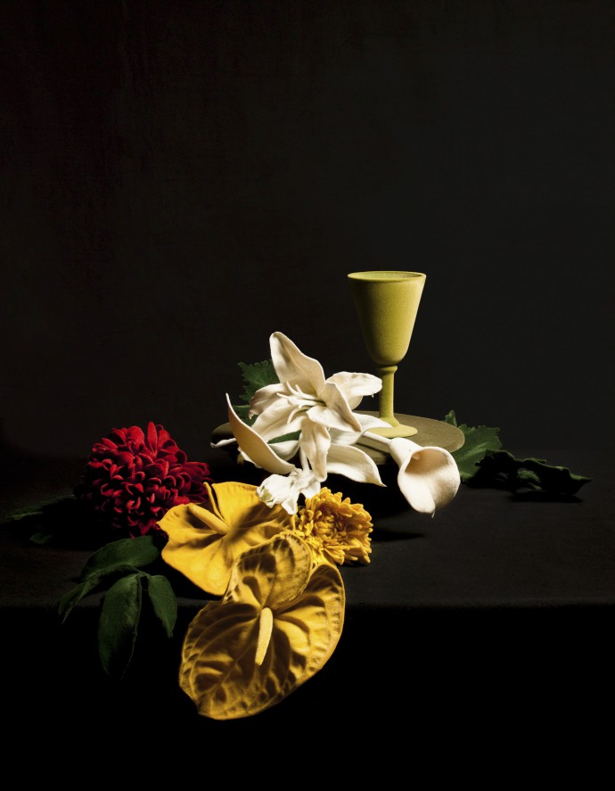 still life photographed by frederik vercruysse