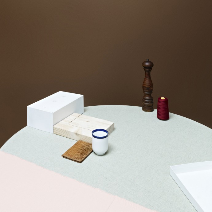 table composition. still life photography by frederik vercruysse