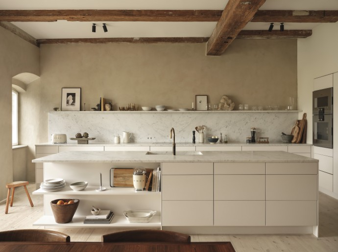 Danielle Siggerud's kitchen by Frederik Vercruysse for Zara Home